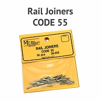 Rail Joiners - Code 55