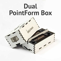 Dual PointForm and StockAid Storage Box