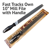 Fast Tracks Own 10? Mill File for Track Building - With Handle