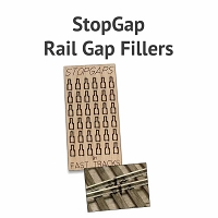 StopGap Rail Gap Fillers